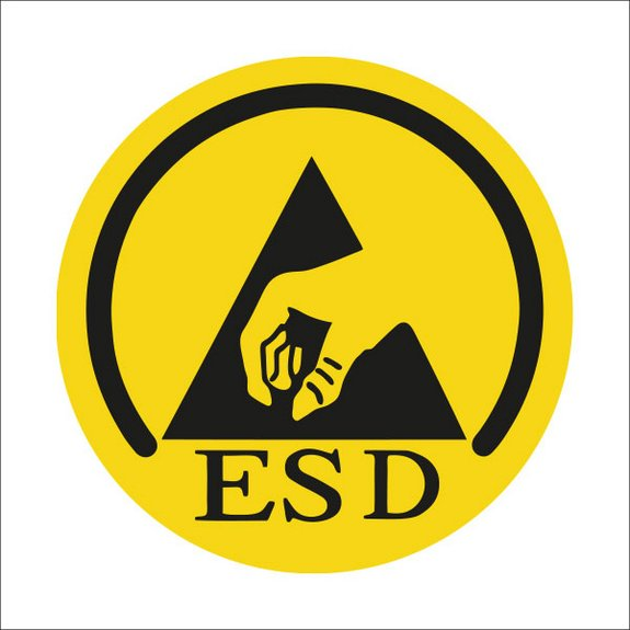 ESD - ELECTRO STATIC DISCHARGE